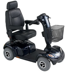 NEW INVACARE PEGASUS 4 WHEEL ELECTRIC SCOOTER  ONLY $2000.00