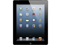 Ipad 3 32GB with Case wifi Model Black