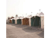 tent size 4 meter \ 4meter خيمه عمود واحد حجم 4 متر ـ 4 متر