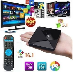 CHRISTMAS GIFT★NO MONTHLY FEES★ NO SATELLITE DISH WITH 4K TV BOX