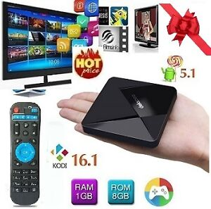 ★CHRISTMAS GIFT★NO MONTHLY FEES★NO SATELLITE DISH WITH 4K TV BOX