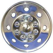 Stainless Steel Hubcaps