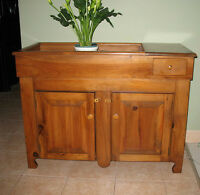 Beautiful Pine Dry Sink