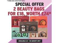 Body shop deals