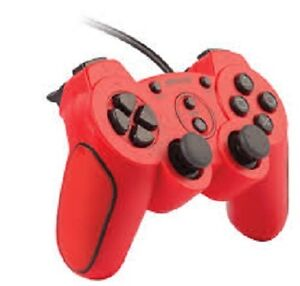 ps3 controller red