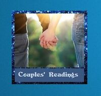 Couples' Psychic Readings.. (& all other relationship types,too)