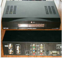 SonicView 1000 FTA satellite receiver (NO remote)