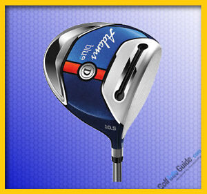 Brand New Adams Golf Blue Driver Right Stiff Flex