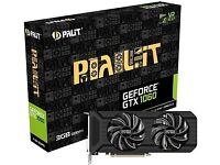 Palit GeForce GTX 1060 Dual 3GB GDDR5 VR Ready Graphics Card