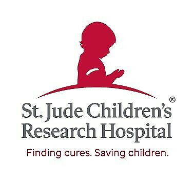 St  Jude Children's Research Hospital | eBay for Charity
