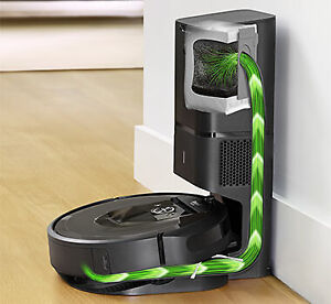 iRobot Roomba i7+ vacuum (wifi connected with auto empty base)