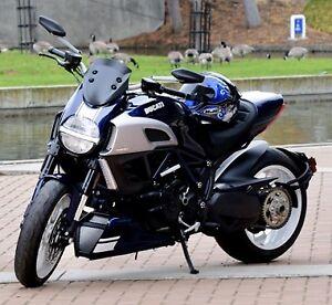 Ducati Diavel 2013 - Sport Touring Machine