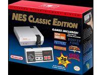NES Mini - BRAND new, 30 games built in
