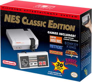 Mini nes classic with accessories Vermont South Whitehorse Area Preview