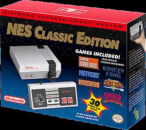 Nintendo Classic Mini NES + BONUS controller + 30 Games [2017 ed] Adelaide CBD Adelaide City Preview