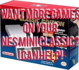 Nintendo Classic Mini NES Upgrade Service