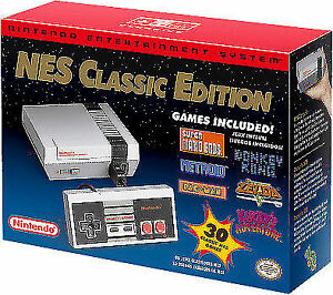 Nintendo (NES) Classic - Brand New Sealed in Box
