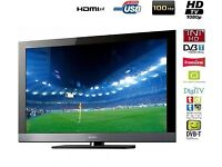 Sony 40in tv kdl-40ex401 , freeview builtin