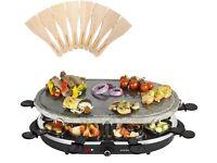 For Sale - Andrew James Rustic Stone Raclette - Unused - Original Packaging