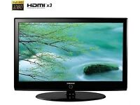Samsung 40 LCD Screen Freeview Television For Sale