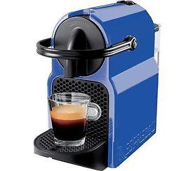 MAGIMIX Nespresso Inissia 11354 Coffee Machine Open Box - Blueberry Blue