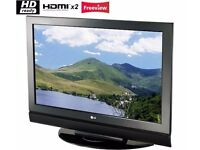 "Lg 42"" Digital Freeview HDMI TV with Remote"