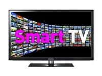 "ULTRA SLIM 32""SAMSUNG SMART WIRELESS LED TV"