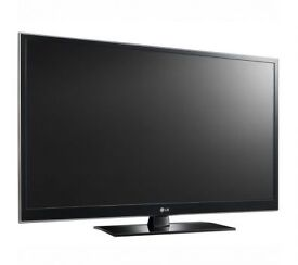 """50"""" Full HD 3D Plasma with Freeview HD 600HZ"""
