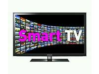 "37"" Samsung smart tv. Freeview 1080p"