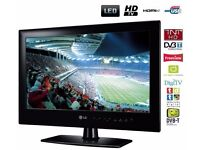"""LG 32"""" inch TV - 1080 P HD - Freeview + Remote - Great Condition"""