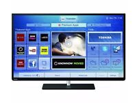 50 Inch Toshiba 50L4353D Full HD 1080p Freeview HD Smart LED TV