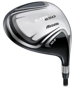 Mizuno MP 650 Driver/Fairway/Hybrid (Various shafts and lofts available)