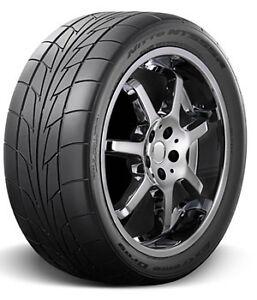 2 NEW Nitto NT555R Drag Radials 245/50/16 2455016