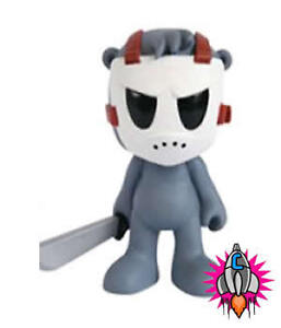 NEW-OFFICIAL-BAD-TASTE-BEARS-MINI-MAYHEM-JASON-FIGURE-FIGURINE-NEW-AND-BOXED