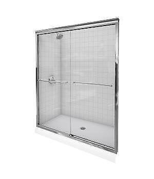 Bypass Shower Door Ebay