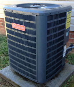 GOODMAN Furnaces & Air Conditioners - Rent to Own