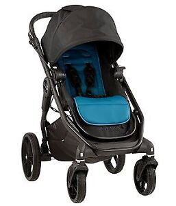 City Select Baby Jogger Premier Stroller -Teal