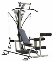 Upgraded BowFleX Ultimate 310 Pounds gym weights exercise