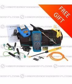 Kane Boiler Analyser - Kane 455 Pro Kit / Special Offer / Free Flow Cup or Free Bahco Tool Kit