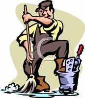 CLEANER/JANITOR