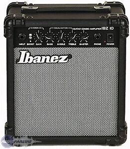 """""""Ibanez IBZ10g 10 watt practice amp"""""""