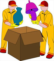 MONTREAL MOVING COMPANY HIRING DRIVERS AND HELPERS