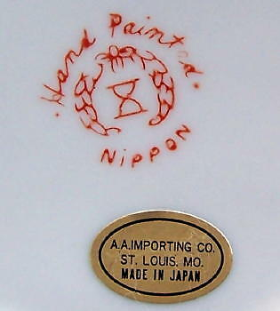 Fake and Reproduction Nippon-Part I-The Marks