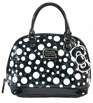 Hello Kitty Limited Edition Patent Embossed Polka Dot (Hello Kitty Polka Dot)