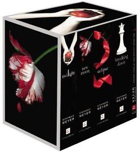 The Twilight Book Saga-Complete Box Set Collection