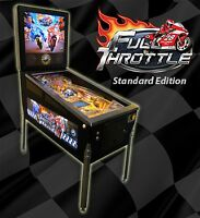 FULL THROTTLE from Heighway Pinball! ONLY AT NITRO!