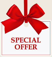 HOLIDAY SPECIAL 10% off cleaning services for the month of Decem
