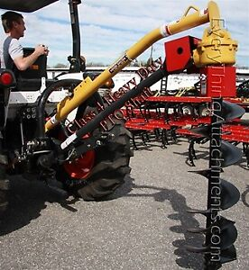 Wanted 3 point hitch post hole auger