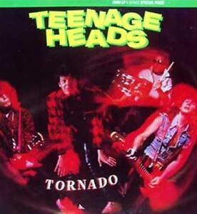 Teenage Head vinyl record album TORNADO 1980s punk rock