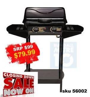 BBQ CLEARANCE - CLOSING DOWN SALE - 2 burners 3 burners 4 burners Bundall Gold Coast City Preview